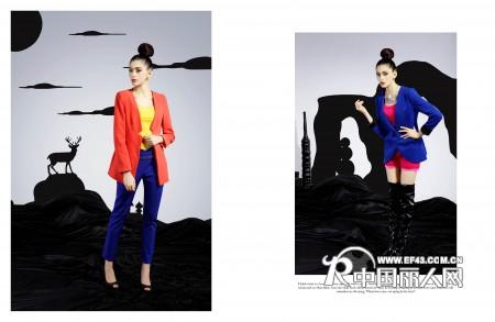 深圳图案品牌女装,绝对优势性价比和板型