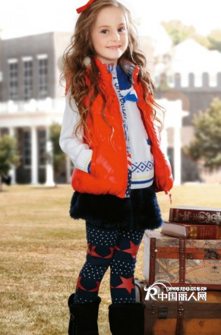 孩子冬天穿什么好 凡兜时尚棉服轻松御寒