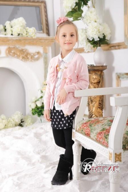 粉色怎么更好看 童裝該怎么搭配