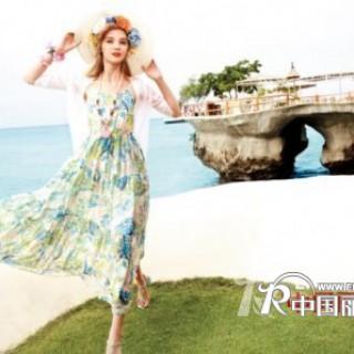 去海边旅游穿什么好 印花裙和开衩裙哪款更好看