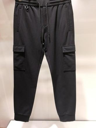 奥迩OWL男装:休闲针织裤