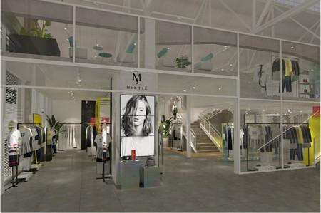 法国MIXTIE品牌大举抢占国内二三四线市场的中高女装市场份