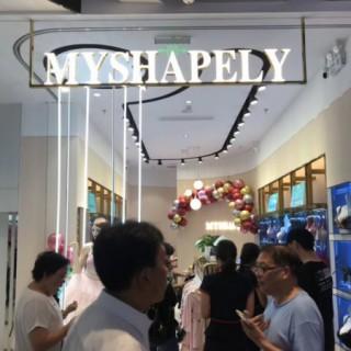 热烈祝贺MYSHAPELY纤美龙湖华泾天街店开业大吉!