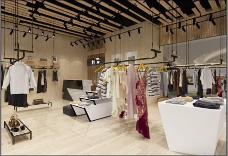 服装店装修陈列 如何打造橱窗的效果呢?
