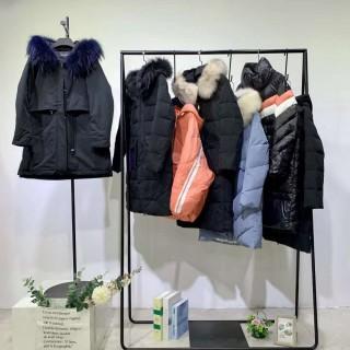 廣州華景國際品牌折扣女裝 冬季潮流艾零度 專柜正品同款