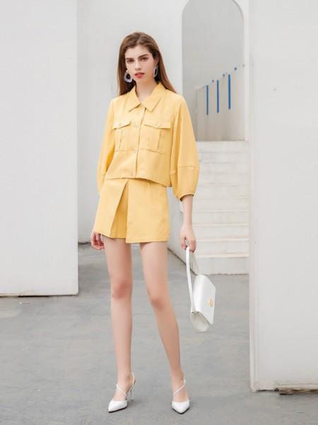 春季休闲时髦搭配 艾丽哲时尚女装做你的穿搭导师