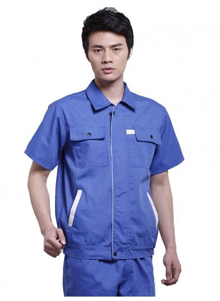 上海金山区工作服定制款式新颖做工精细