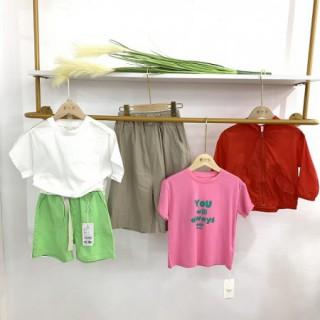 武林兵团夏款童装 实体直播货源 品牌童装批发