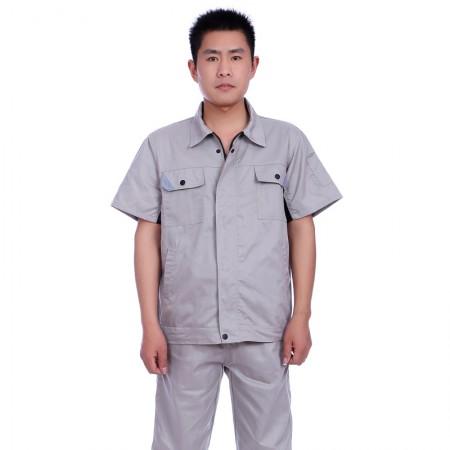 南汇工人工作服定做厂家