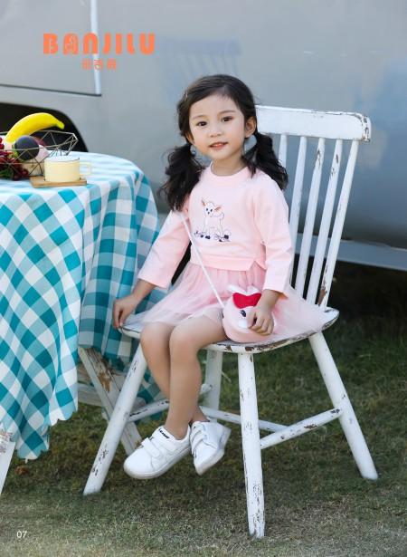 班吉鹿童装---环保放心儿童服饰