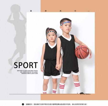 儿童球服定制 球衣定制 队服定做 篮球服定制 运动服装定制