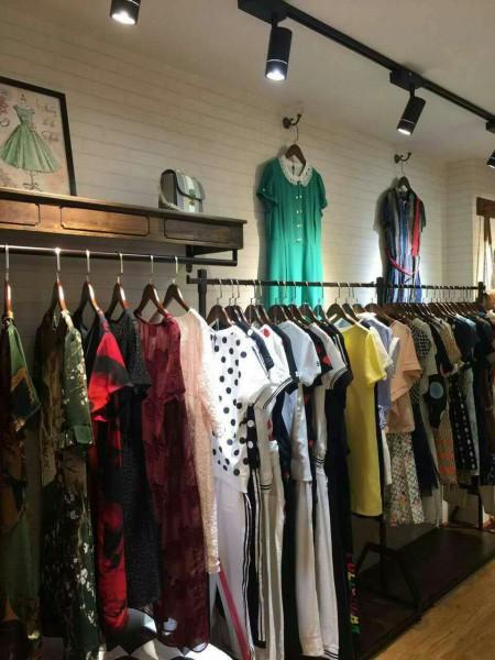 芝麻e柜淘衣島聯營品牌女裝加盟,寶媽創業開店的女裝品牌