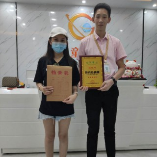 热烈祝贺徐州沛县经销商成功与宾果童话签约!