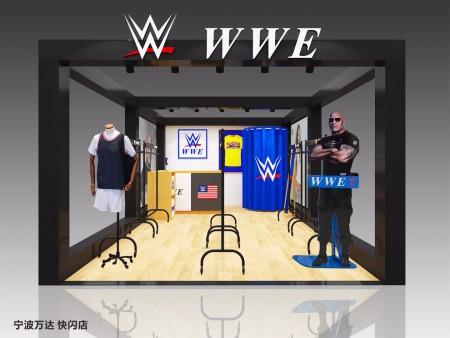美式潮牌WWE、时尚男女装联营