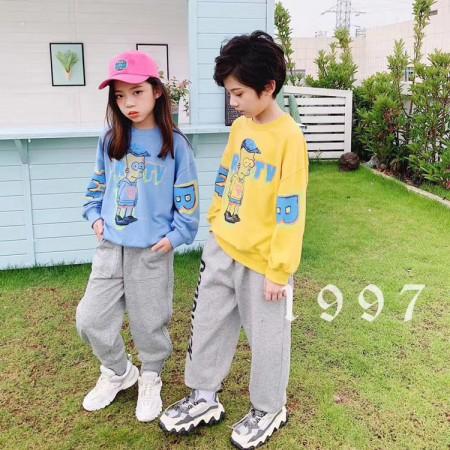 网红品牌童装1997-乐果果秋装系列上新