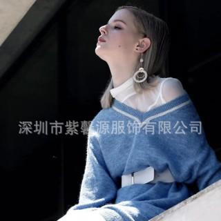 深圳高端设计师品牌欧引女装 2021春夏专柜撤柜货源
