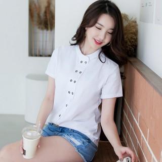 韓版女式連衣裙批發庫存牛仔褲批發低價幾塊錢T恤批發