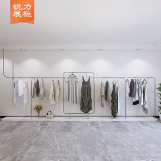 韩版极简风格女装展柜 全国发货