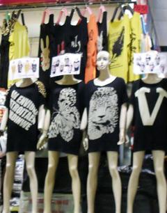 沙河服装市场秋装批发经验