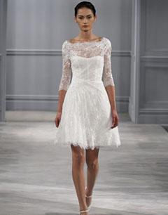Monique Lhuillier:深受西方新娘欢迎