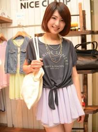 日系裙装:NiceClaup