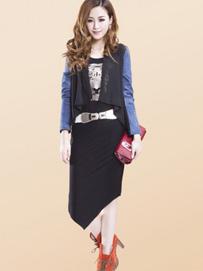 职业裙装品牌:可媚