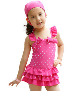 儿童 泳衣/卡哇伊儿童泳衣品牌介绍之三