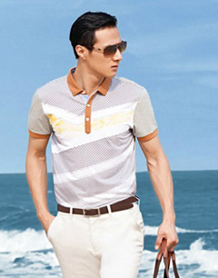 中年男裝品牌—  才子男裝