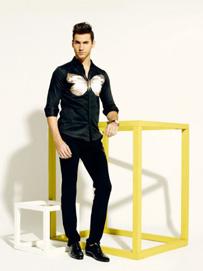 成熟男裝搭配-格子襯衫