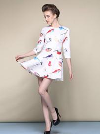 今年春夏流行什么女装款式